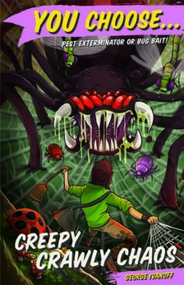 YouChoose11_Creepy Crawly Chaos