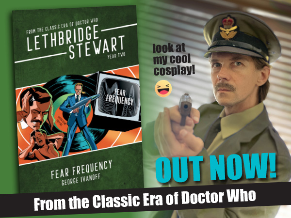 George Ivanoff Author | Fear Frequency