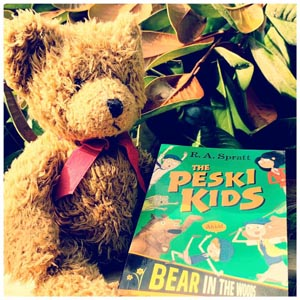 The Peski Kids: Bear in the Woods